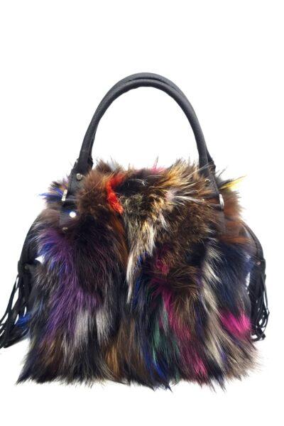 Γούνινη τσάντα