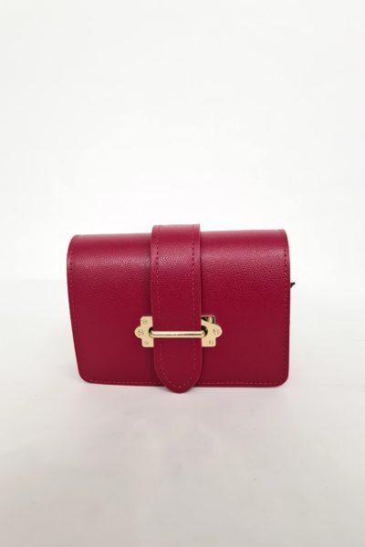 Τσάντα δερμάτινη